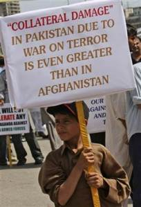 Paki Threatens to Cut NATO Supply Lines to Afghanistan Demanding US Stop Shelling Islamist Miltants on Pak Soil